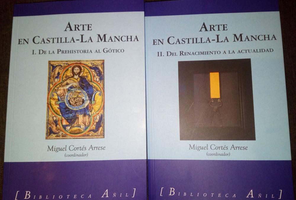 """Presentación del libro """"Arte en Castilla la Mancha"""""""